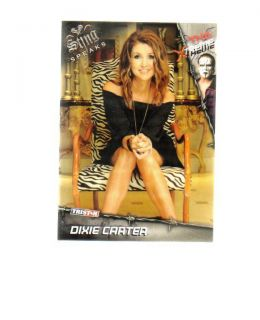 WWE TNA XTREME DIXIE CARTER CARD 77 SEE ALL OUR GREAT CARDS AND PRICES