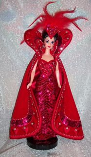 Bob Mackie 1994 Queen of Hearts Barbie 074299120466