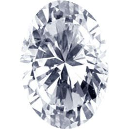 22 Carat G Color VVS1 Oval Natural Loose Diamond for Ring 4 50x3 32