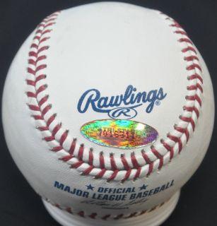 DENNY MCLAIN Hand signed Autographed Baseball ball TRI STAR COA