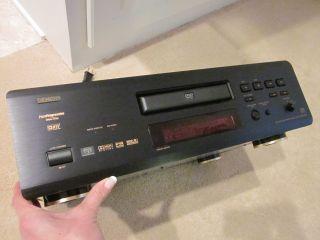 Denon DVD 2900 Universal SACD DVD Audio DVD CD Player REMOTE EUC