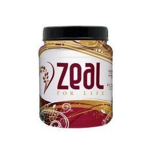 ZEAL FOR LIFE Wellness Formula 30 days Supply Grape wild berry