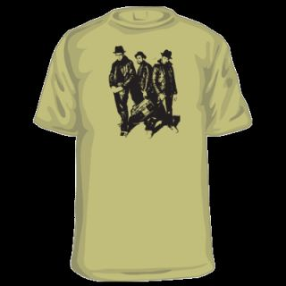 Run DMC T Shirt Hip Hop Old School Retro RARE Rap Tape