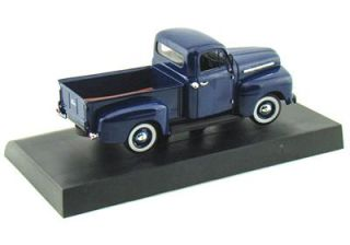 Ford F 1 Pickup Truck 1 32 Diecast Model Blue Signature Models