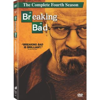 Breaking Bad The Complete Fourth Season DVD Brand New Factory Wrapped