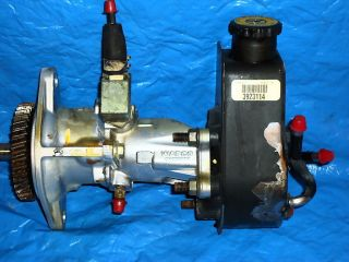02 Dodge Cummins Turbo Diesel Wabco Power Steering Vacuum Pump