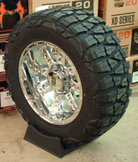 20 Wheels Rims 33 Tires Chevy Silverado 1500 Nitto