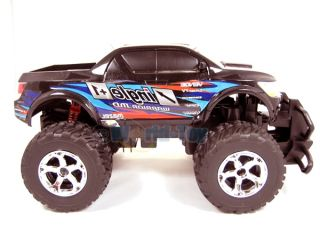Remote Control Cross Country Rampage Monster Truck RC