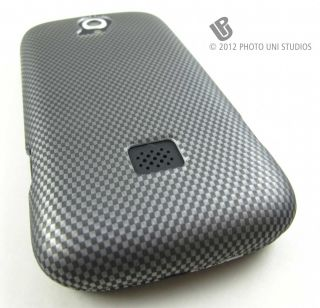Carbon Fiber Design Hard Case Cover Tmobile Huawei myTouch Q U8730