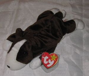 Bruno The Dog Ty Beanie Baby Beanies Babies