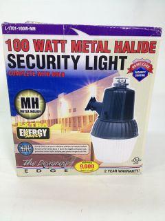 Designers Edge L 1701 100 Watt Metal Halide Dusk to Dawn Security