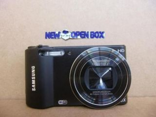 wb150f 14 2mp 18x optical zoom compact smart digital camera black