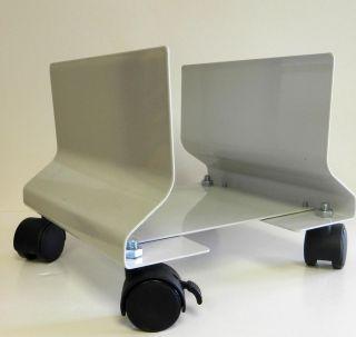 Computer or Tower Floor Stand Steel with Wheels Belkin