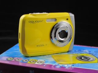 aquapix 16MP max underwater digital camera, Waterproof, lomo effect