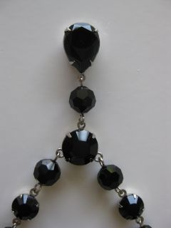 Dillards Genuine Austrian Crystal Necklace MSRP $38