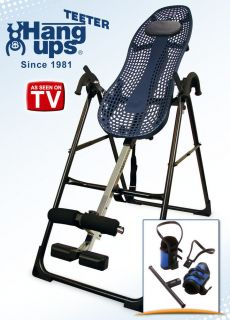 Ups EP 550 Sport Inversion Table w Gravity Boots NEW 2011 MFG DIRECT