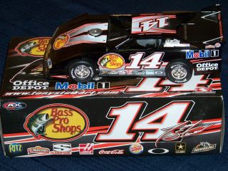 24 Scale Tony Stewart Diecast Dirt Late Model