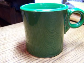 Fiesta Ware Forest Green Tom Jerry Mug Mugs Fiestaware Dinnerware