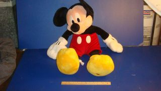 Disney Giant Mickey Mouse NWT w Donald Duck NWT Minnie Mouse Pluto NWT