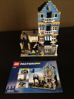 Lego Factory Modular Houses Market Street   DISCONTINUED SET