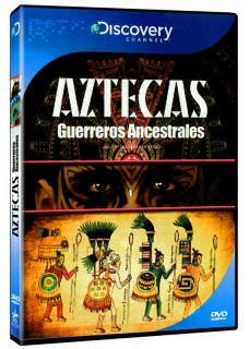 Aztecas Guerreros Ancestrales Discovery Channel New