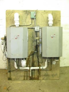 Trinity TI 150 K BTU Natural Gas Propane Direct Vent Hot Water Boiler