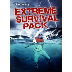 Extreme Survival Pack Discovery Channel Series DVD