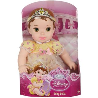 Disney Princess Baby Doll   Belle, NEW, by Jakks