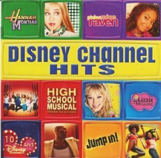 Disney Channel Hits CD DVD 2007 Import France