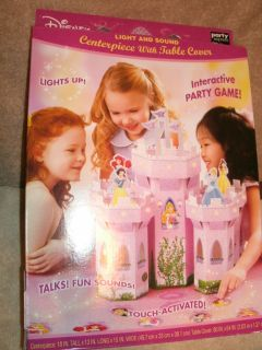 Disney Princess Interactive Birthday Party Game Hallmark