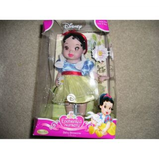 Porcelain DISNEY PRINCESS ENCHANTED NURSERY BABY BLOSSOMS Snow White
