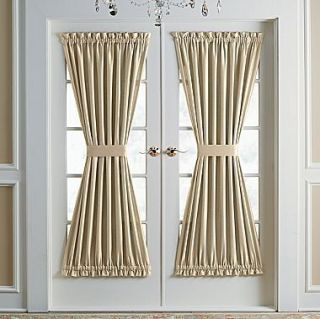 solid door panel panels curtain curtains 38 40 45 72