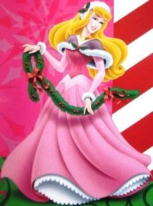 Christmas Disney Princess Gift Wrap Wrapping Paper Party
