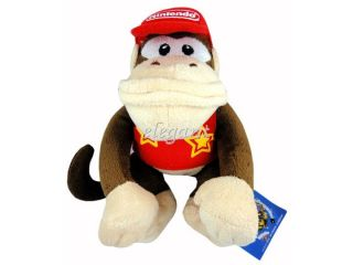 Nintendo Super Mario Brothers Donkey Kong Baby 6 Plush Doll