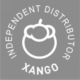 Xango Independent Distributor Vinyl Decals Stickers