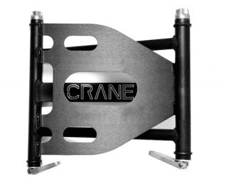 Crane DJ Laptop Stand with Sub Tray PROAUDIOSTAR
