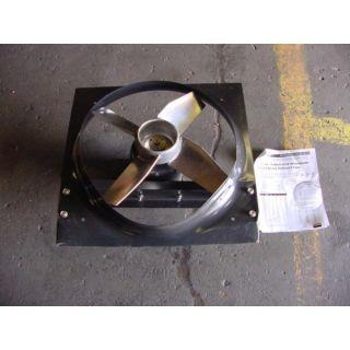 Dayton 16 Exhaust Fan Industrial Direct Drive 115 230V CFM 2662
