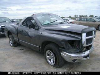 02 Dodge RAM 1500 Pickup Automatic Transmission
