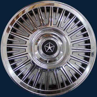 82 85 Dodge Aries 400 600 Plymouth Reliant 14 Hollander 438B Chrome