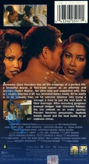 trois vhs 2000 new leading role gary dourdan kenya moore director rob