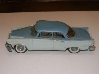 Dodge Royal Lancer Plastic Promo Car Model Estate Sale Find as Found
