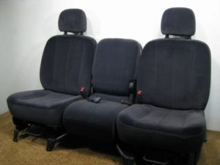 Dodge Hemi RAM 1500 2500 3500 Seats 2002 2003 2004 2005 2006 2007 2008