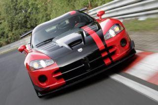 Dodge Viper SRT10 ACR American Club Racer Nuerburgring Nordschleife