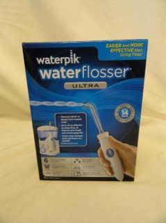 Water Flosser Ultra WP 100W Oral Care Dental Flossers White New