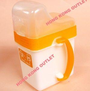 Duck Bear Kids Child Baby Juice Box Drink Bottle Cup Holder D23B