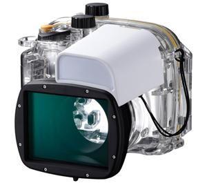 waterproof underwater housing case for powershot g1 x digital camera