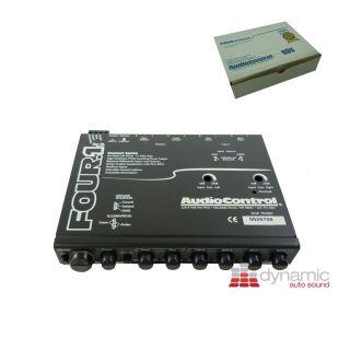 1i in Dash Car Audio EQ Pre Amp Line Driver Audio Control New