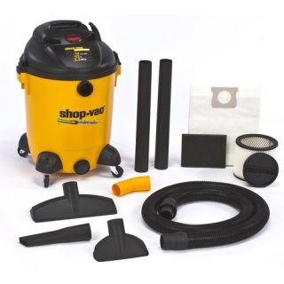 14 Gallon Shop Vac Wet Dry Pump Vacuum 968 94 00