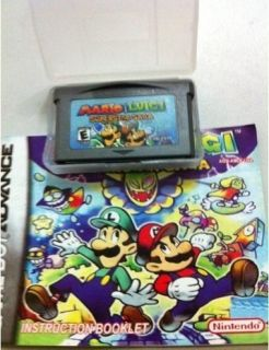 Mario Party Gameboy Advance SP DS GBA Game Boy Games