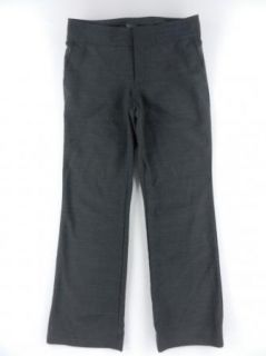 Banana Republic Martin Charcoal Gray Dressy Slack Pants Womens Sz 2 4